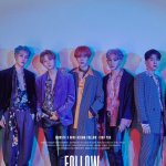 MONSTA X show off their handsome visuals in concept photos for 'Follow: Find You'