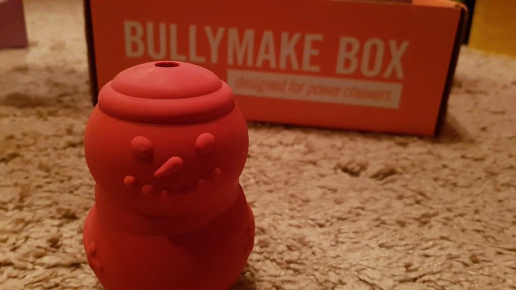 Bullymake box toy