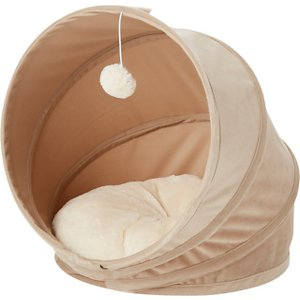 Frisco Foldable Canopy Cat Bed