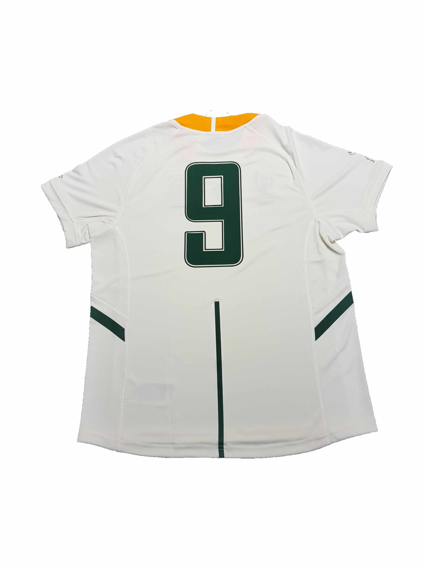 san francisco c601d 1e1e2 Mens Springbok Rugby World Cup Replica Jersey White 2019