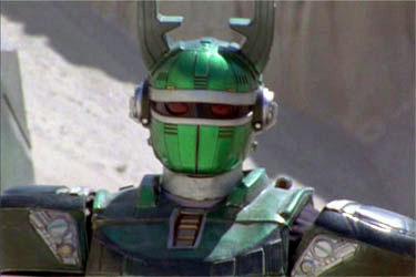 Green Beetleborg