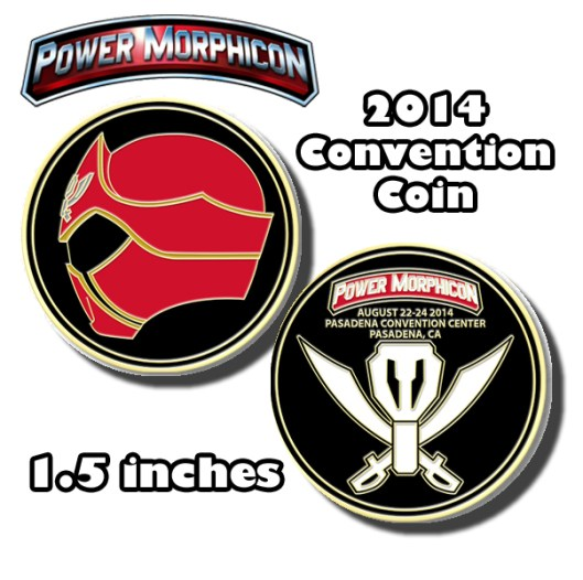 PMC Convention Coin