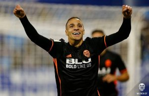 Rodrigo Valencia CF -Copa