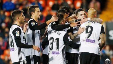 Copa Valencia 4 - Zaragoza 1