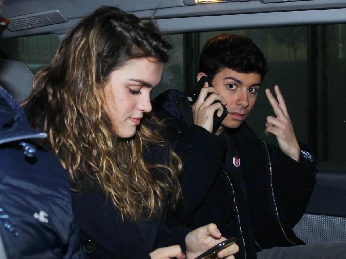 Amaia y Alfred promocionan 'Tu canción' por Madrid