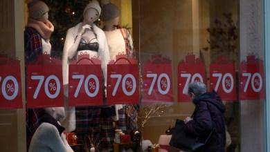 Los valencianos gastan una media de 224€ en las rebajas de 2018 un 12% menos que el año anterior