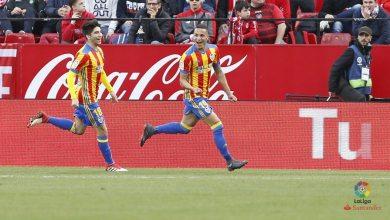 Rodrigo Valencia - Sevilla
