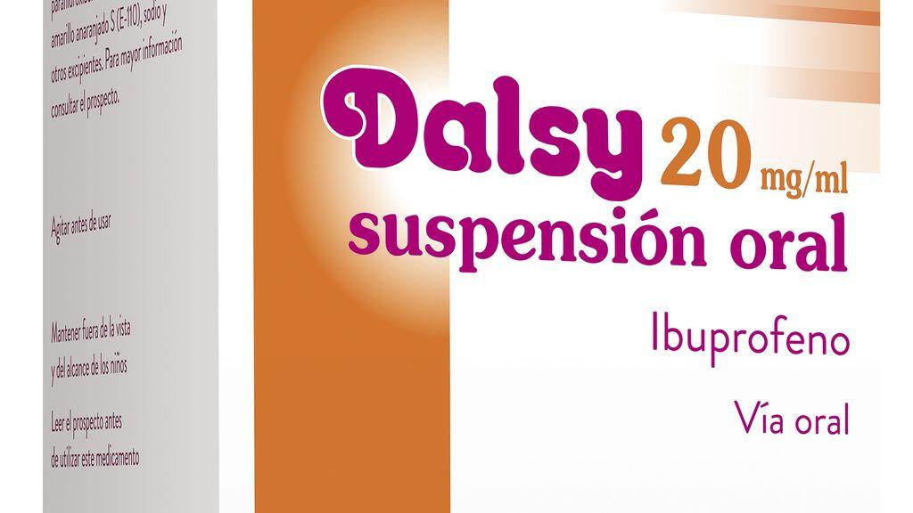 Las farmacias españolas no pueden vender Dalsy