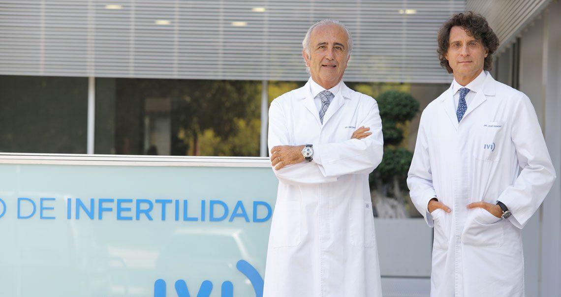 IVI, premiado por la Unión Profesional de València por su trayectoria internacional