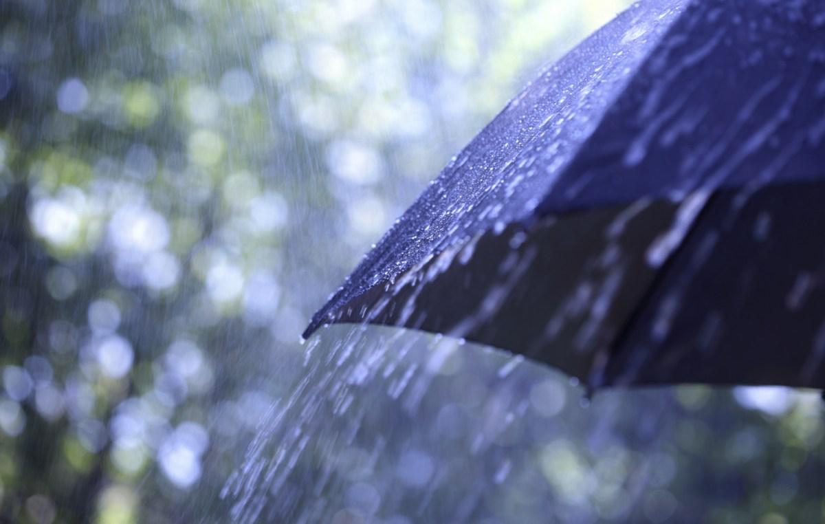 Llega la ciclogénesis a la Comunitat Valenciana en un domingo de lluvias