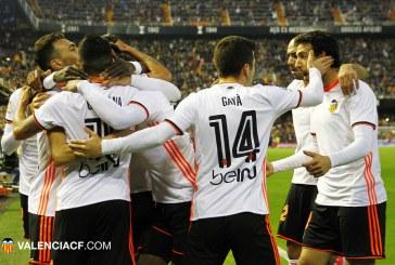 Un Valencia épico noquea al Madrid en 8 minutos (2-1), por @JordiSanchiss