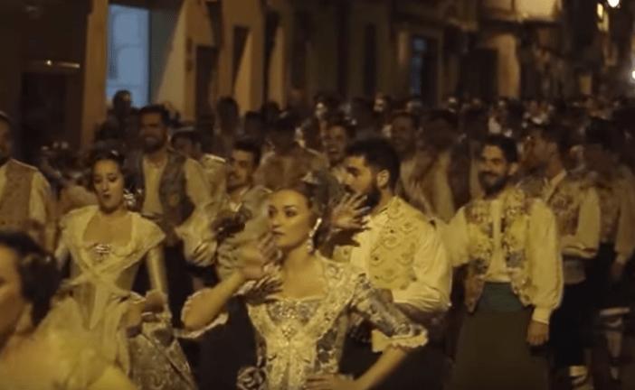VÍDEO| Original pasacalle fallero a ritmo de Beyoncé en #Fallas17