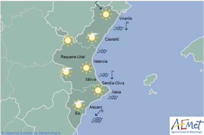 EL TIEMPO| El cielo da una tregua y el calor volverá a llegar lentamente el fin de semana