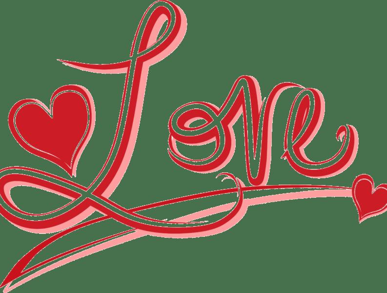 love logo psd official