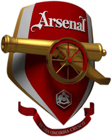 arsenal logo psd official psds
