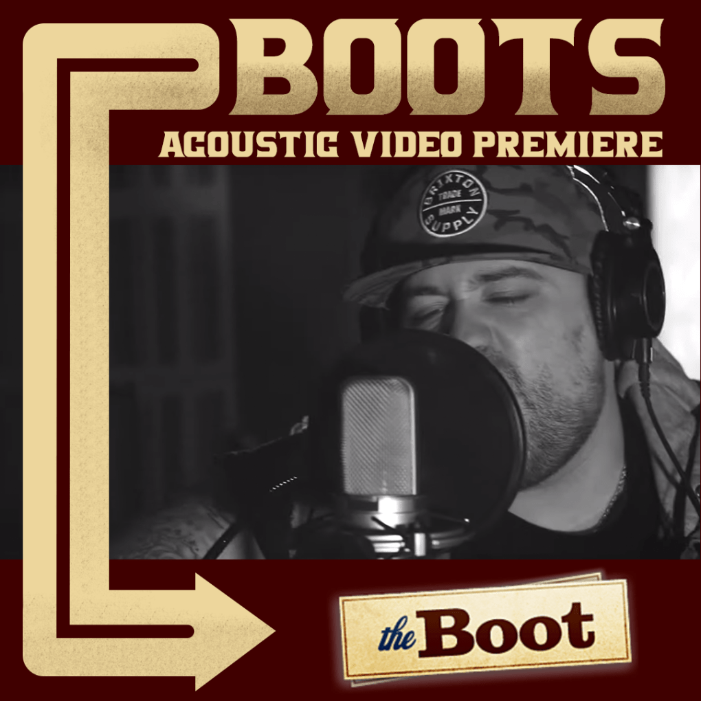 Boots Acoustic Video Premiere Square