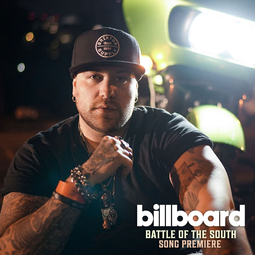 Premiere of Battle Of The South on Billboard Image