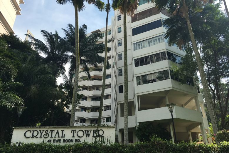 Crystal Tower Sold En Bloc for $180.65 Million