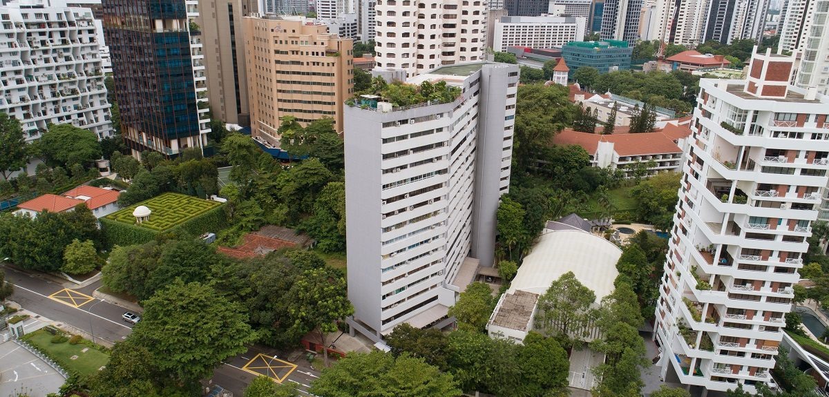 Cairnhill Mansion sold en bloc for $362m