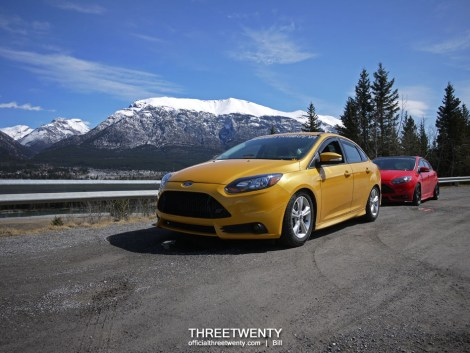 Canmore cruise 1