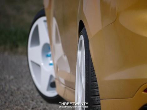 Bill MacKenzie Ford Focus sedan 6R