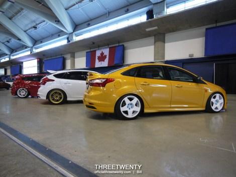 Bill MacKenzie Ford Focus sedan 8R