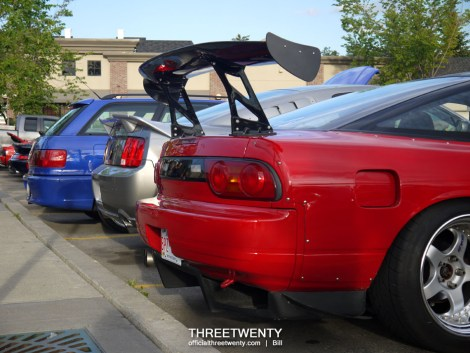 Cars and Coffee July 21 17
