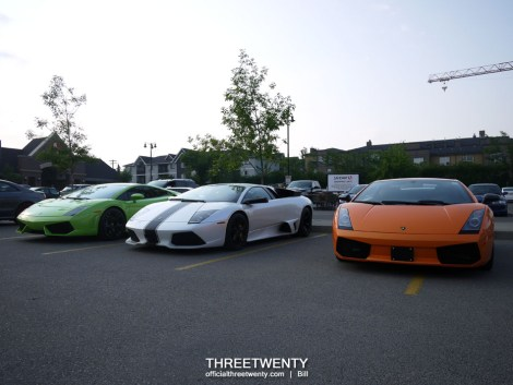 Cars and Coffee July 7 9