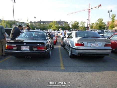 Cars and Coffee August 11 11