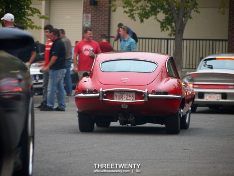 Cars and Coffee August 25 12