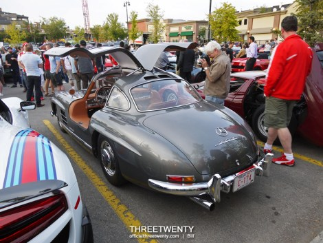 Cars and Coffee September 1 11