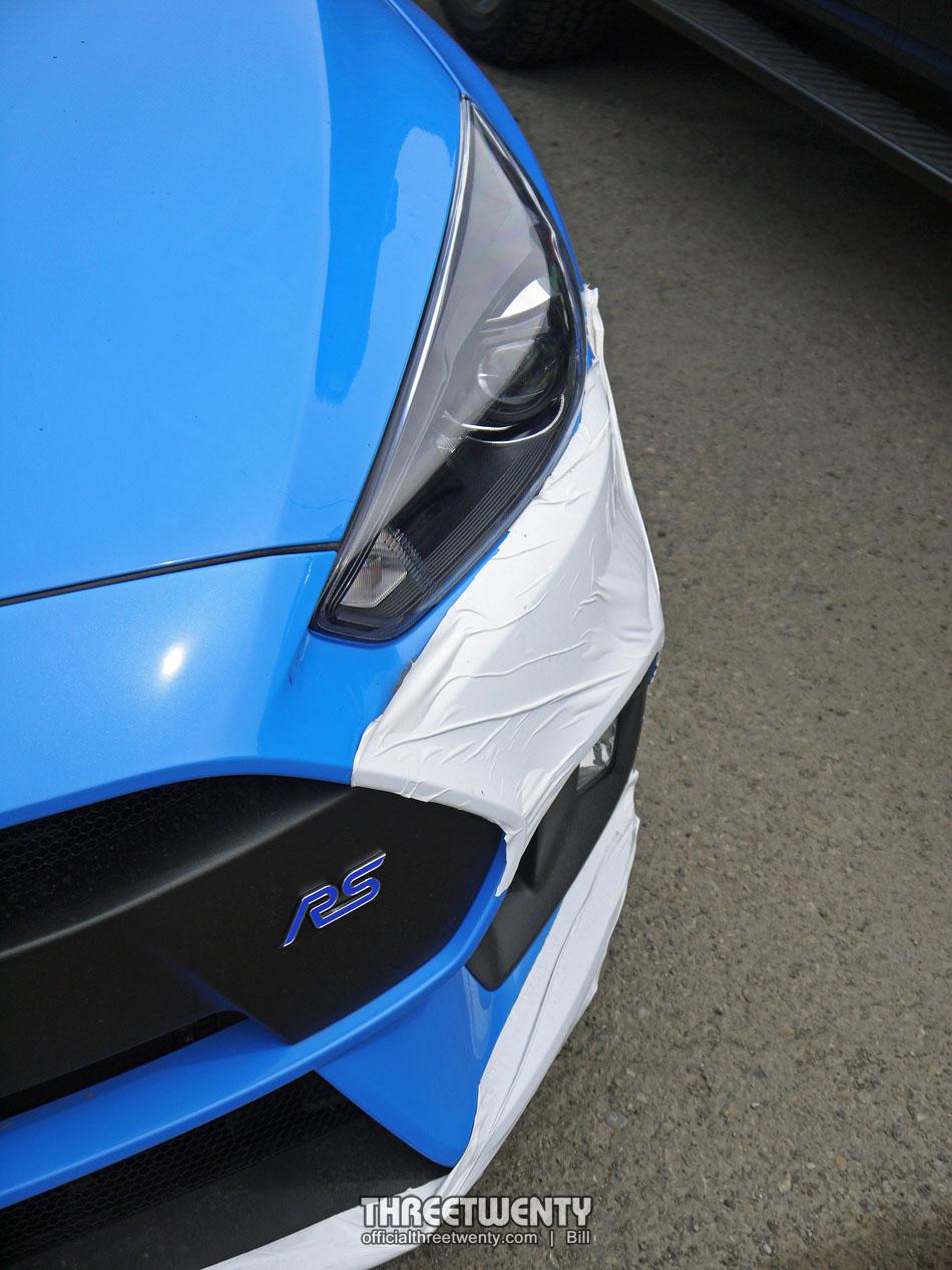 Focus RS 11