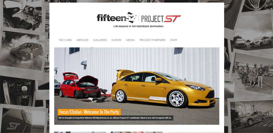 Project ST Cars 1