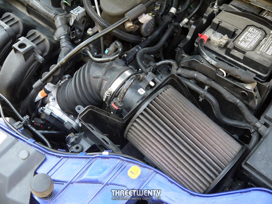 23 EB throttle body 13