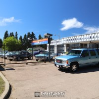 The Suburban's Shakedown - and an Unexpected Find