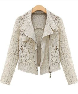 Sheinside. http://www.sheinside.com/Beige-Long-Sleeve-Hollow-Lace-Crop-Outerwear-p-141905-cat-1735.html