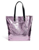Asos. Metallic Shopper. $52.69 http://us.asos.com/ASOS-Metallic-Shopper/11j0us/?iid=3380198&cid=8730&sh=0&pge=4&pgesize=204&sort=-1&clr=Purple&mporgp=L0FTT1MvQVNPUy1NZXRhbGxpYy1TaG9wcGVyL1Byb2Qv