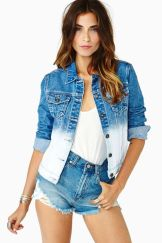 Nasty Gal. http://www.nastygal.com/sale-jackets-coats/slow-fade-denim-jacket