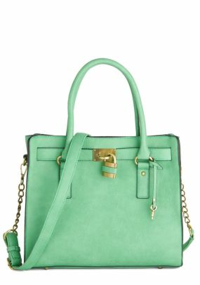 ModCloth. Full Course Load Bag in Jade. $84.99 http://www.modcloth.com/shop/totes-backpacks/full-course-load-bag-in-jade-14in