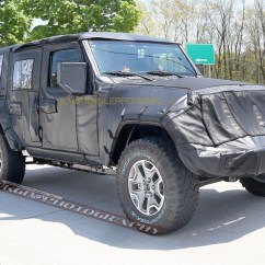 2018 Jeep Jl Wiring Diagram Bt Vdsl Spotted Wrangler Unlimited In The Wild Design Details Exposed