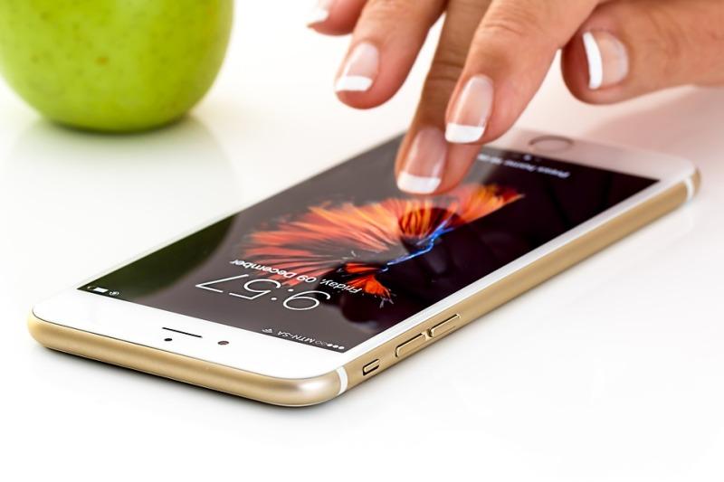 Un smartphone