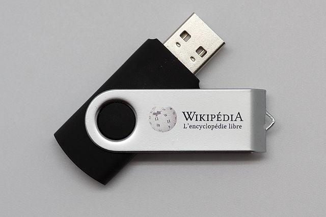 La clé USB, un exemple d'objet publicitaire