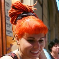 Cracow - Redhead beauty