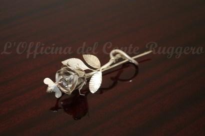 Rosa argento
