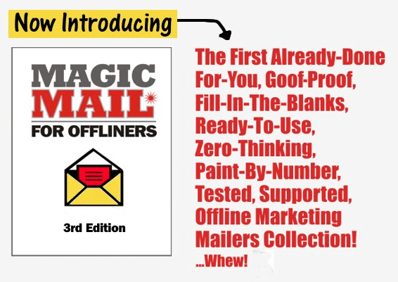 Magic Mailers Review