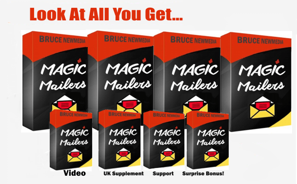 Offline Magic mailers review