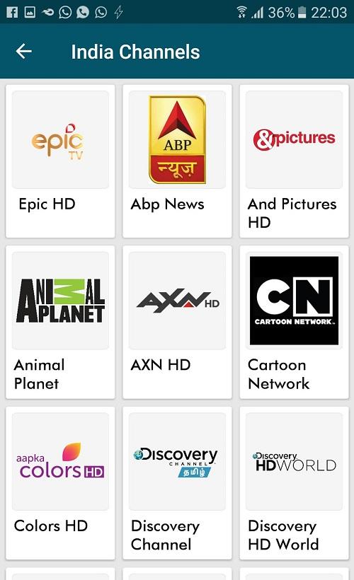 Screenshot-GloStar-TV-App