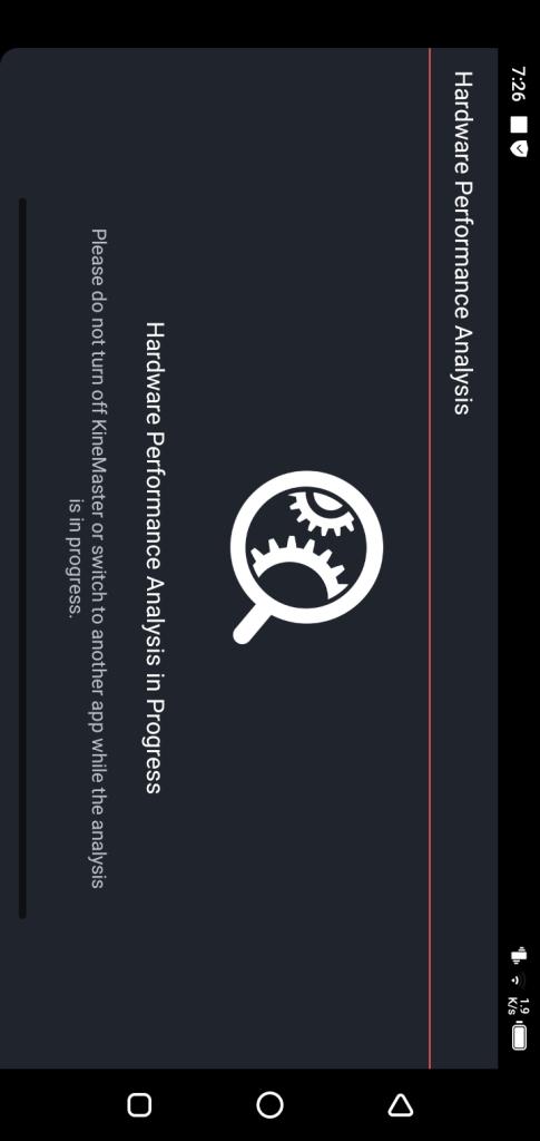 Screenshot of KINEMASTER Plus Apk