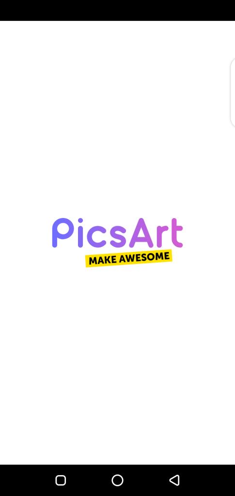 Screenshot of PicsArt Photo Studio Pro App
