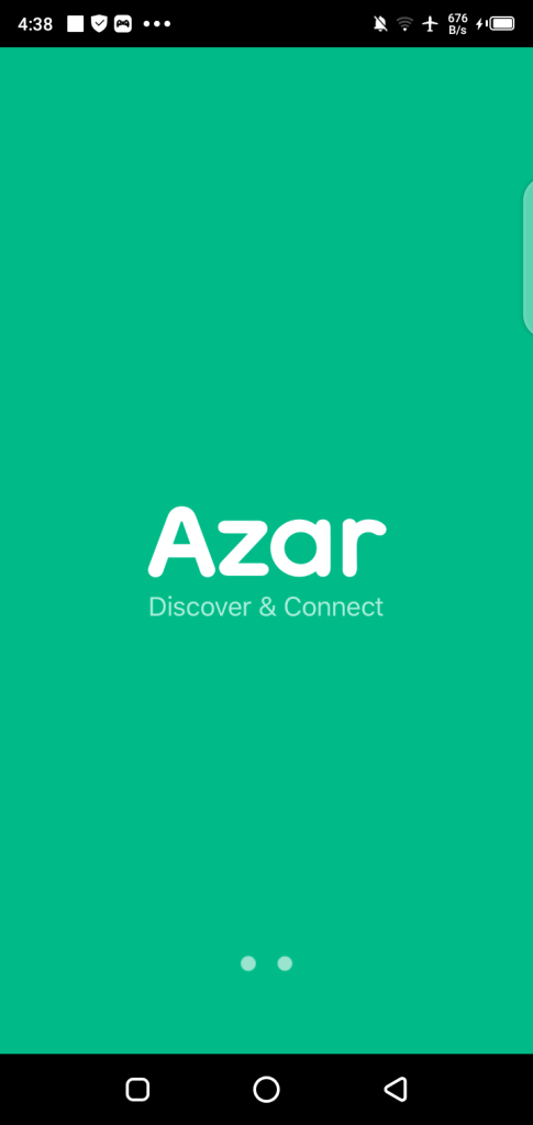 Screenshot  of Azar Mod Apk